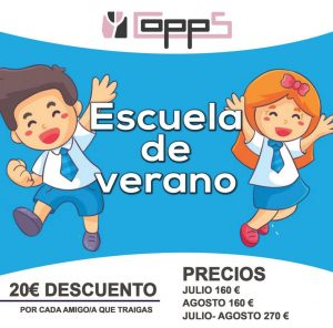 Escuela de Verano en VLC