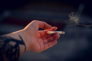 Deseo y necesidad, dejar de fumar.
